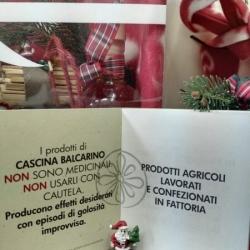 Cesti Natalizi e confezioni regalo di Natale