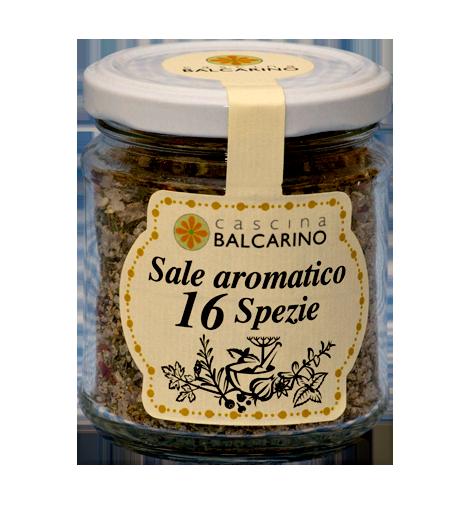Sale Aromatico alle 16 Spezie