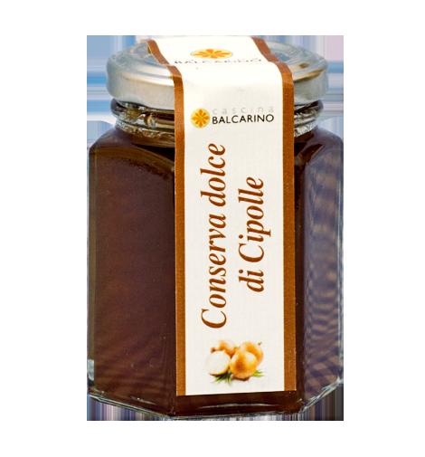 Conserva dolce di Cipolle