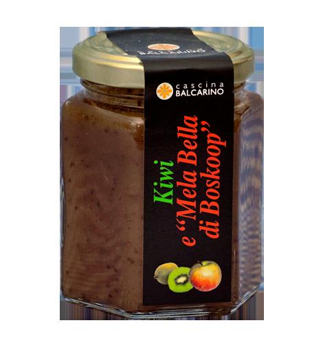 Confettura di Kiwi e Mela Bella di Boskoop