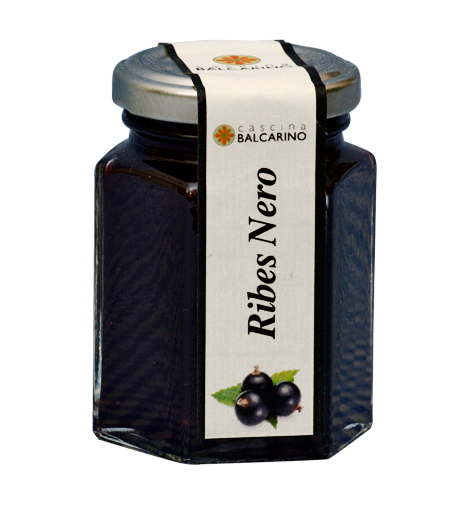 Confettura di Ribes Nero