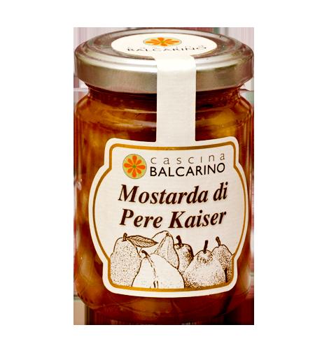Mostarda di Pere Kaiser