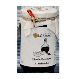 Cipolle Borettane al Balsamico