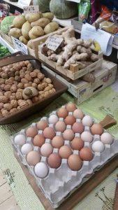 Uova di galline allevate a terra spesa km 0 Orzinuovi Brescia